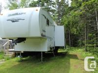 sad to sell our lovely 5th wheel as we are leaving the
