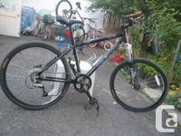 "24-speed alu. Kona ""Blast"" mountain bicycle, 18"""