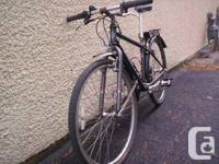 Located near Merivale Rd and Meadowlands Dr. Bike has