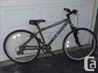 This 24 speed Shimano equipped Kona has a 16 inch