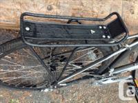 Like new 2013 Kona Jake cyclocross bicycle, 53cm frame.