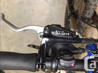 This Kona Kula mountain bike is in like new condition!