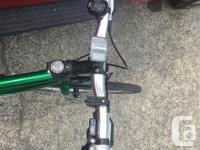 Frame Material: Kona 7695 Aluminum Butted Wheels: WTB