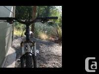 I have a Kona Shred dirt jump bike with Marzocci shocks