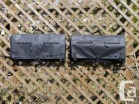 Kona Ute Cargo Bike Bags (Pair): Used about three
