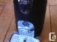 New never ever utilized!  The Koolatron Draft beer Keg