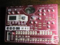 Offering an electribe ESX production sampler in