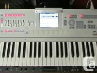 KORG M3 Expanded Workstation Synthesizer 61 note, 5