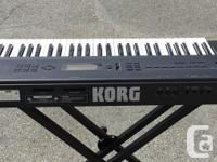 Cool synth, everything is in working condition The