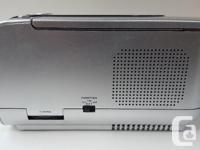 Koss am fm radio with cd player 2 alarms, external