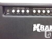 You are currently viewing a Krank guitar amp,