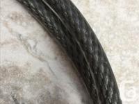 Kryptonite KryptoFlex 410 Double Loop Cable, 3/8-Inch x