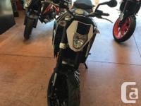 Make KTM Year 2017 kms 1 2017 KTM 690 Duke ABS On Sale