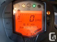 Make KTM Year 2015 kms 1622 SELLING MY 2015 KTM DUKE