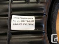 Replacement seat for Duke390 way more comfortable than