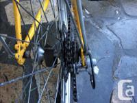 Kuahara mountain/road bike for sale, 21 inch frame,