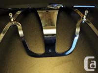 Kuryakyn Honda Goldwing Luggage Rack pt #7151 Chrome
