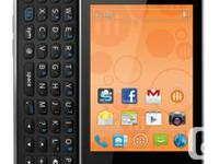 Brand new Public Mobile Kyocera Rise Android