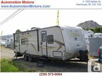 2014 KZ Spree 261RKS. www.AutomotionMotors.com <(--