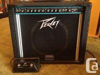 Looking To Purchase A Original Teal Peavey Bandit Amp