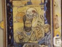 "L. Pokrant ""a Fisherman's Pipe Dream 2, 23/295 print"