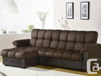 http://www.mvqc.ca L- Shape Sofa @ $399 Each Item @