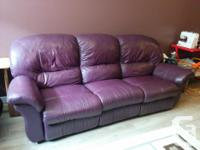 Selling because we got a sectiinal couch instead. -