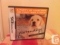 "Authentic, ideal problem ""Nintendogs: Labrador & Pals"""