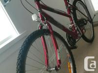 Supercycle 18 Speed Mountain Bike for sale Suitable