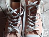 Ladies All Star Converse Chuck Taylor Hi Top Shoes in