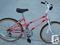 Raleigh Sundowner Mountain Bike. Small 14 inch