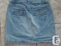 Ladies Bluenotes Jean Skirt in excellent condition.
