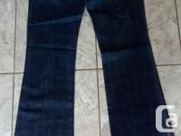Ladies Brand New 7 For All Mankind Jeans in excellent