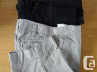 Used, LADIES CLOTHES-shorts, tops, pants, medium sizes, 6-10, for sale  British Columbia