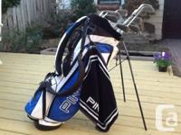 Ladies golf set for sale $80 ( Yonge and Lawrence )