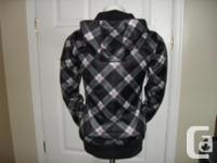Ladies Gorgeous Burton Hoodie/Jacket. In