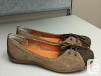 Ladies Leather Flats - Size 9 - $35 a pair 1 pair Josef
