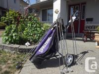 Starting golf? Experienced lefty clubs, spalding golf