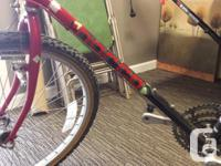 This bike is in great condition and has a cushy gel