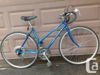 Protour Road Bike 19 inch frame 10 speed Shimano