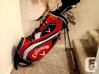 Ladies right handed golf clubs (package) Altima gold for sale  British Columbia