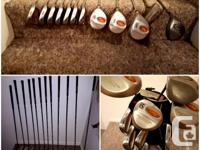 Ladies right handed golf clubs (package) *13 piece for sale  British Columbia