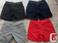 Ladies Santana Shorts in excellent condition. All