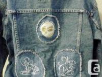 Liz Claiborne Jeans Zippered Denim Ladies