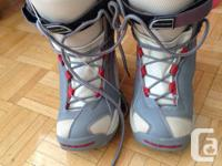 Hi there, I am selling my Saloman boots, bindings and