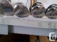 All right handed Ladies Woods R7 Fairway 5 Wood R7