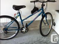 Ladies Town Bike - 6 speed Columbrium STILL IN GOOD
