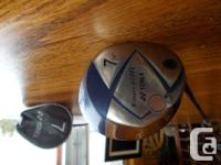Yonex #1-#3-#5 woods are Nano-speed #7 wood is 400FL for sale  British Columbia