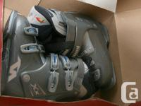 Nordica Easy Move XX W boots. Size 40 or 25.5 (not sure