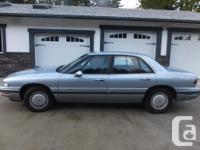 Make Buick Model LeSabre Year 1997 Colour blue kms